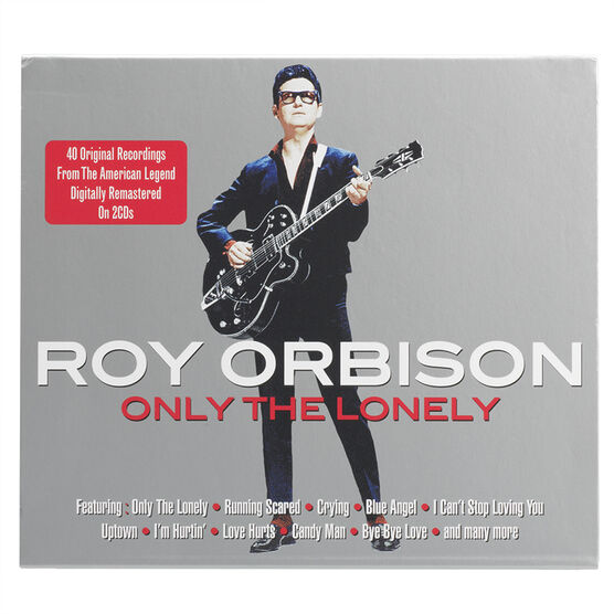 Roy Orbison - Only the Lonely - CD