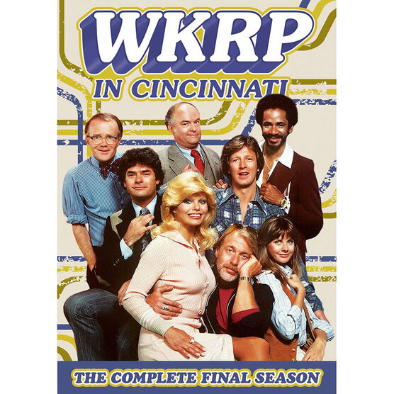 WKRP in Cincinnati: The Final Season - DVD