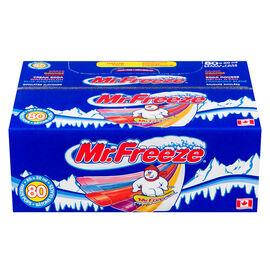 Mr. Freeze Pops - 80x20ml
