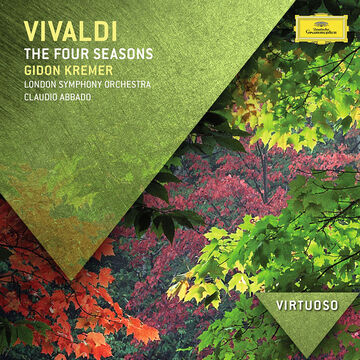 Gideon Kremer - Vivaldi: The Four Seasons - CD