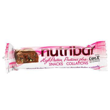 Nutribar Cravex Bar - Almond Fudge - 35g