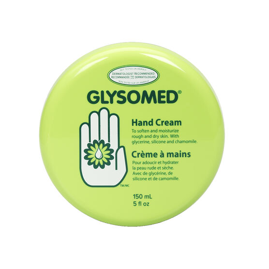 Glysomed Hand Cream - Jar