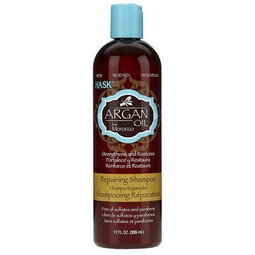 HASK Argan Oil Repairing Shampoo - 355 ml