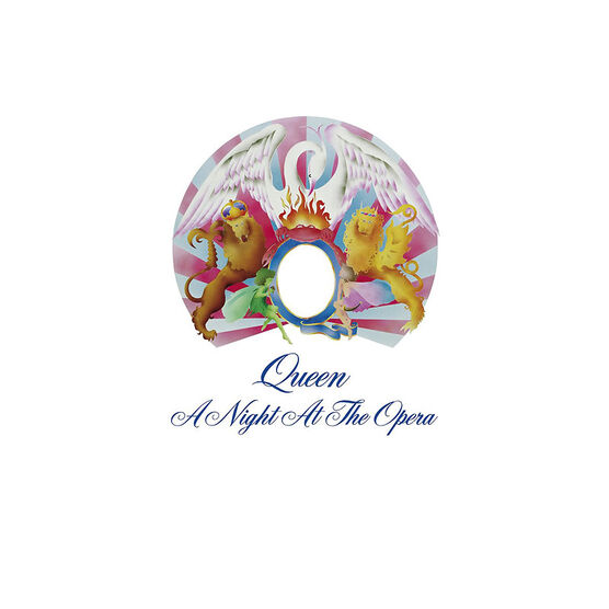 Queen - A Night At The Opera - Vinyl