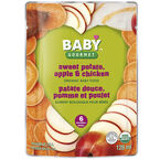 Baby Gourmet Baby Food Step 1 - Sweet Potato, Apple and Chicken - 128ml