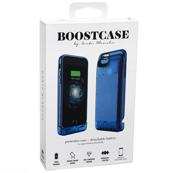 Boostcase Gemstone Case for iPhone 6/6s - Sapphire - BCBCH2700IP6SPH