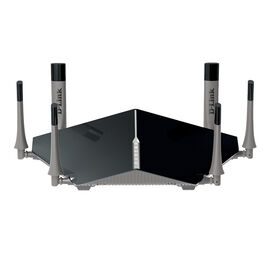 D-Link Ultra Tri-Band Router - Black - DIR-890L