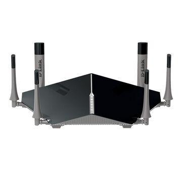 D-Link Ultra Tri-Band Router - Black - DIR-890L