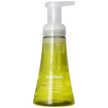 Method Foaming Hand Wash - Lemon Mint - 300ml