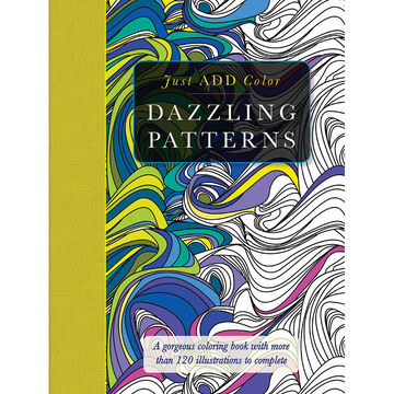 Just ADD Colour - Dazzling Patterns