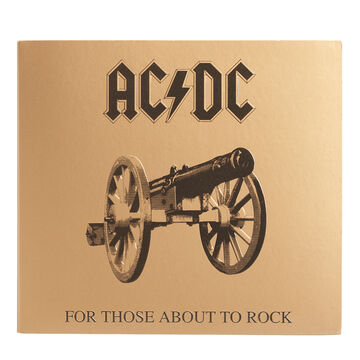 AC/DC - For Those About To Rock We Salute You - Hyper CD