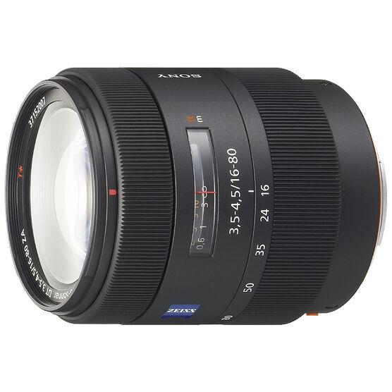 Sony Carl Zeiss Vario-Sonnar T* DT 16-80mm f/3.5-4.5 ZA Lens - SAL1680Z