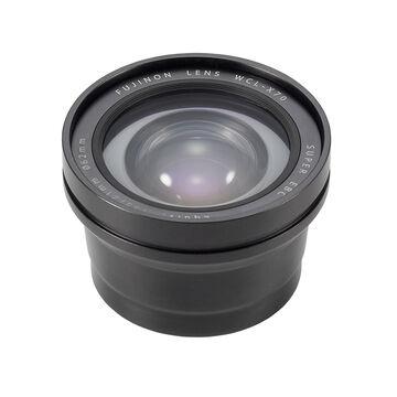Fuji X70 Wide Conversion Lens - Black - 16514091