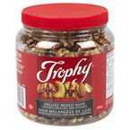 Trophy Deluxe Mixed Nuts - Roasted Unsalted - 600g