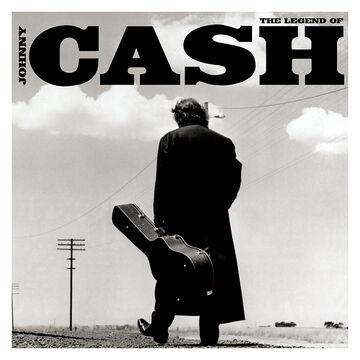 Cash, Johnny - The Legend of Johnny Cash - Vinyl