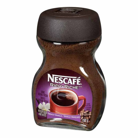 Nescafe Coffee - French Vanilla - 150g