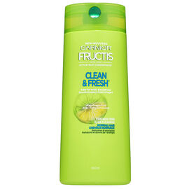 Garnier Fructis Clean & Fresh Shampoo - 650ml