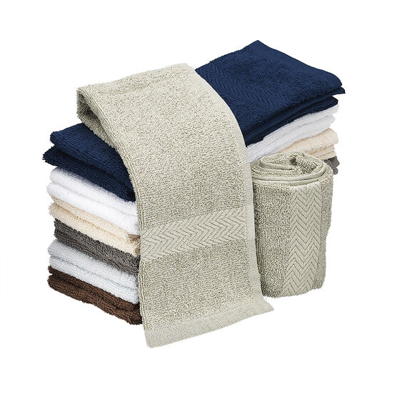 Super Value Hand Towel - 2 pack - Assorted