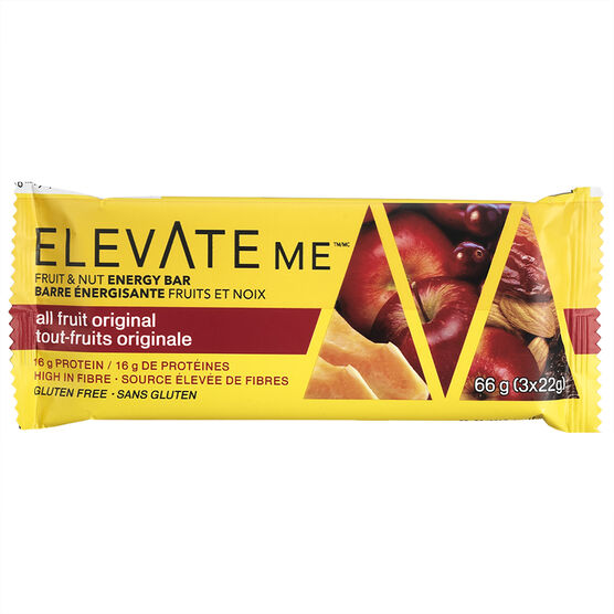 Elevate Me Bar - All Fruit Original - 66g