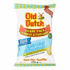 Old Dutch Rip-L Lightly Salted Chips - 270g