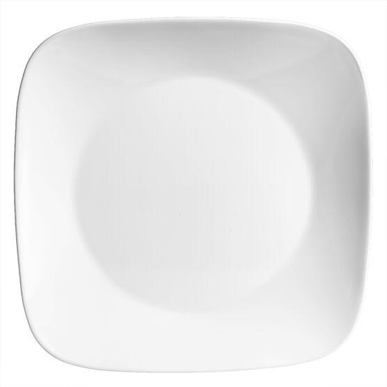 Corelle Square Pure White Dinner Plate - 10.25inch