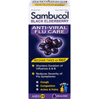 Sambucol Black Elderberry Anti-Viral Flu Care - 230ml