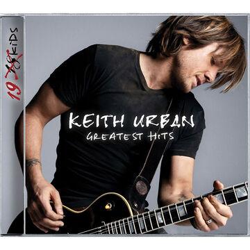 Keith Urban - Greatest Hits: 19 Kids - CD