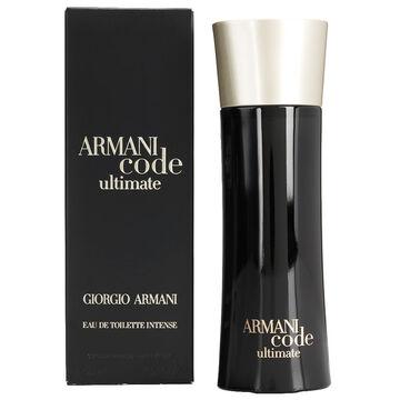 Armani Code Ultimate Eau de Toilette Intense Spray - 75ml