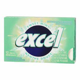 Excel Gum - Sweet Mint - 12 piece