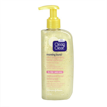 Clean & Clear Morning Burst Skin Brightening Facial Cleanser - 240ml