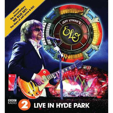 Jeff Lynne's ELO: Live in Hyde Park - DVD