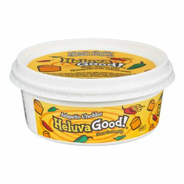 Heluva Good! Sour Cream Dip - Jalapeno Cheddar - 250ml