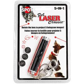 Spotbites Laser 5-in-1 Pet Toy