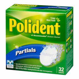 Polident Partials - 32's
