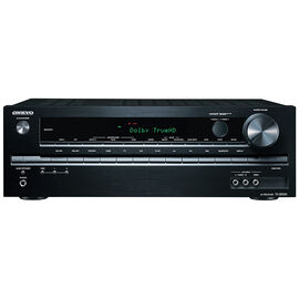 Onkyo 5.1-ch Home Theatre Receiver - Factory Reconditioned - TXSR333RB