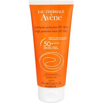 Avene High Protection Lotion for Sensitive Skin - SPF50 - 100ml