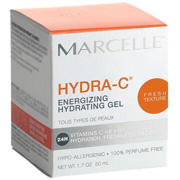 Marcelle Hydra-C 24H Energizing Hydrating Gel - 50ml