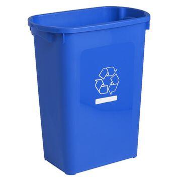 Scepter Recycling Bin - Blue - 41L