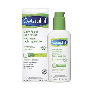Cetaphil Daily Facial Moisturizer - SPF 15
