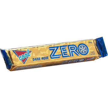 Zero Dark Chocolate Bar - 50g