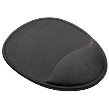 Certified Data Ergonomic Gel Mouse Pad - Grey