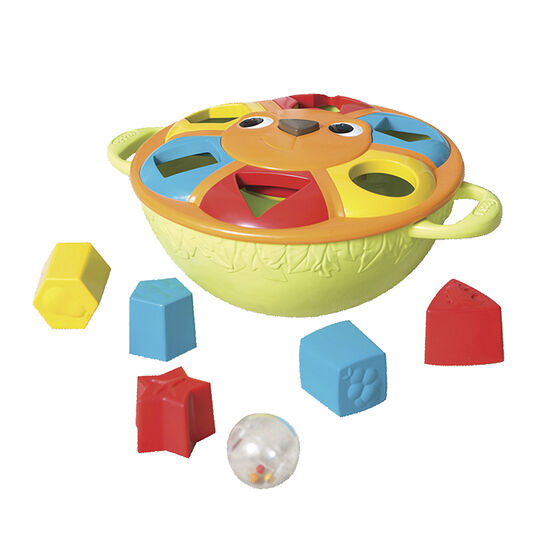 Kiddopotamus King of the Shape Sorters - 31053