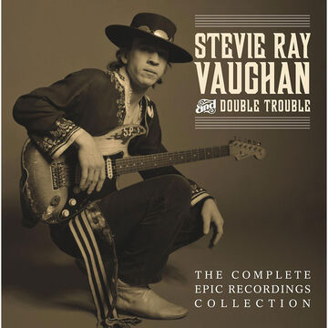 Stevie Ray Vaughan and Double Tracks - The Complete Epic Recordings Collection - 12 CD