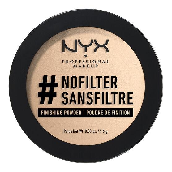 NYX #NoFilter Finishing Powder - Light Beige