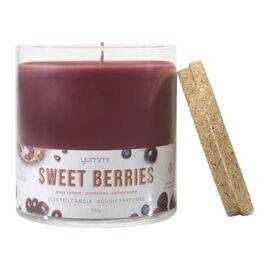 Yummi Jar Candle - Sweet Berry - 18oz