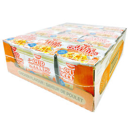 Nissin Instant Noodle Cup - Chicken - 12 x 64g