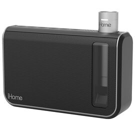 iHome Portable Bluetooth Speaker - Black - IKN100B