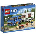 Lego City - Van  & Caravan