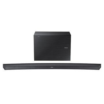 Samsung 4.1 Ch Curved Soundbar -HWJ7500R/ZC