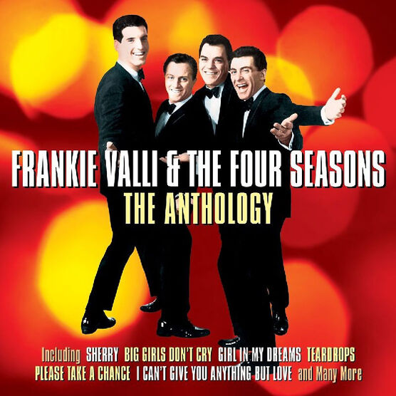 Frankie Valli - 1952-1962: Anthology - CD